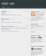 Hello2007 thumb 2 nouveaux thèmes francisés pour WordPress !