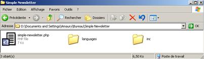 PoeditAdresse thumb Explications sur linternationalisation de WordPress et créer un fichier PO avec Poedit